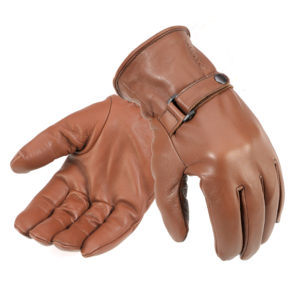Davida Shorty Glove Brown